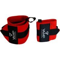 Кистевые бинты Vamp Training Wrist Wraps Red