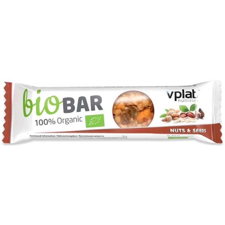 Батончик Vplab Bio Bar