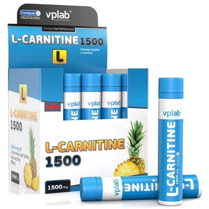 Карнитин Vplab L-Carnitine 1500