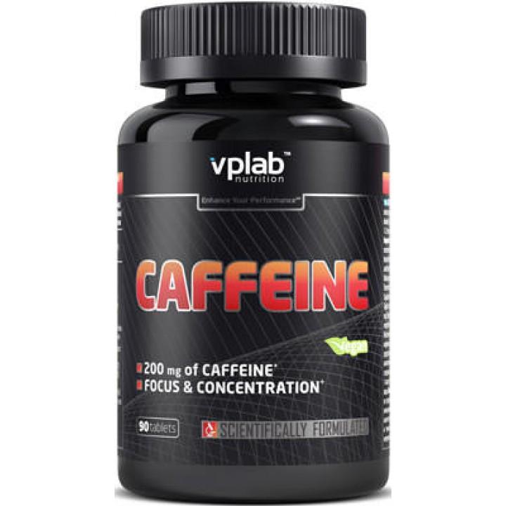 Кофеин Vplab Caffeine 200mg