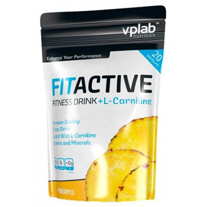 Изотоник с карнитином Vplab FitActive + L-Carnitine