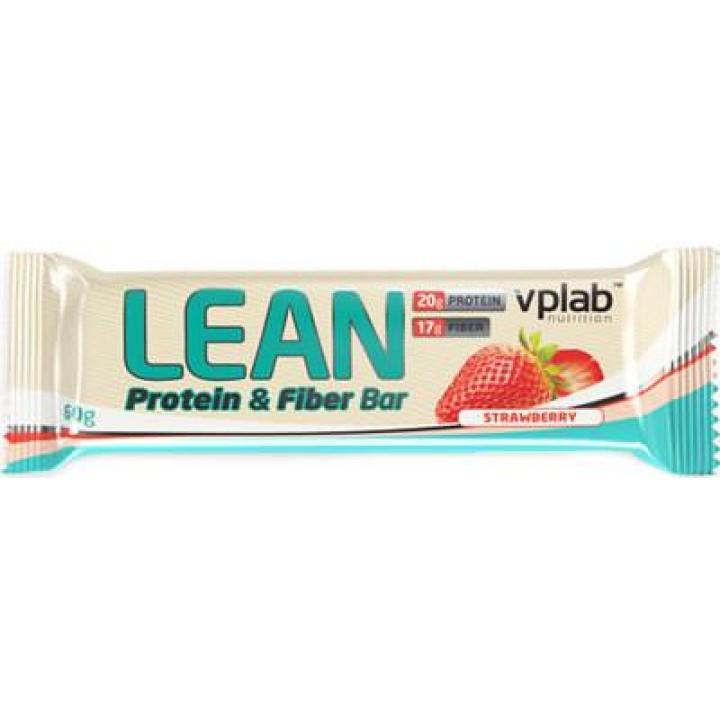 Протеиновый батончик Vplab Lean Protein Fiber Bar