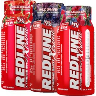 Энергетик VPX Redline Xtreme Shot