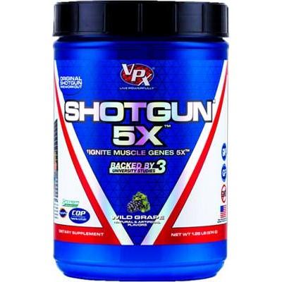 Предтренировочный комплекс VPX Shotgun 5X