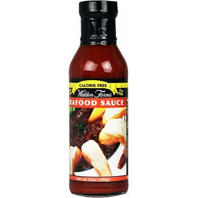 Бескалорийные соусы для морепродуктов Walden Farms Seafood Sauce