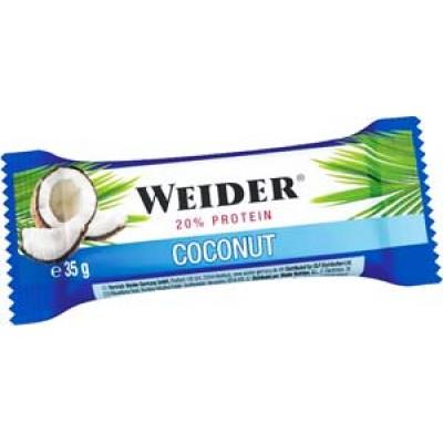 Протеиновые батончики Weider 20% Protein Bar