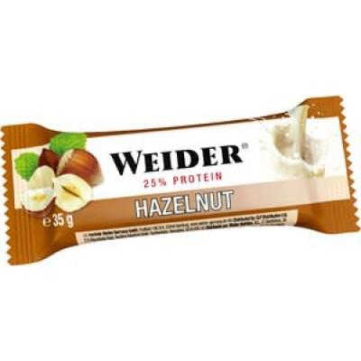 Протеиновые батончики Weider 25% Protein Bar