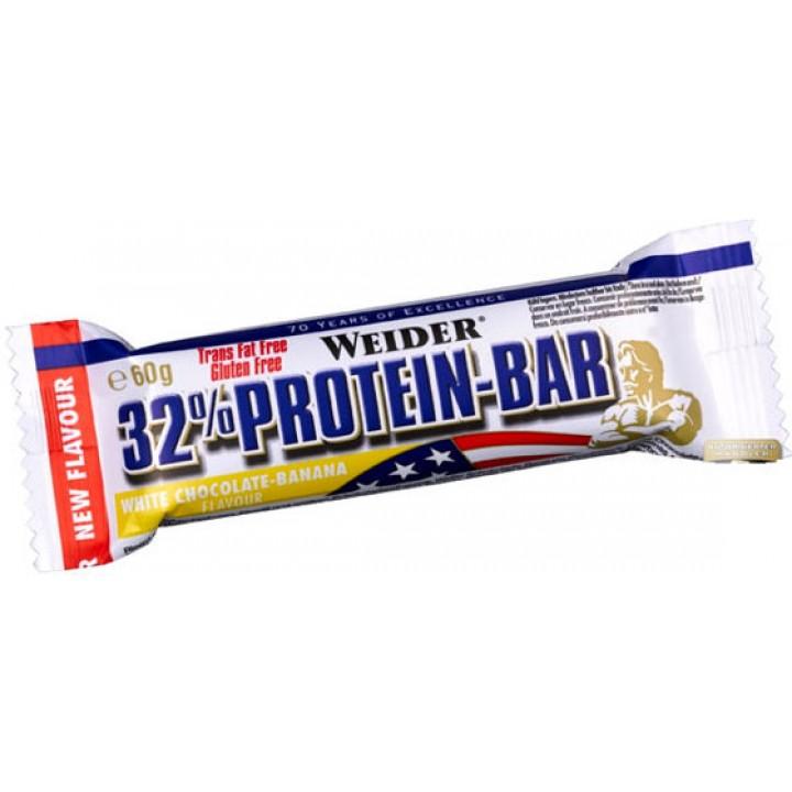 Протеиновые батончики Weider 32% Protein Bar