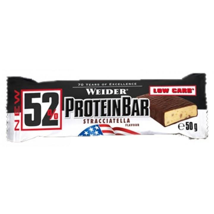 Протеиновые батончики Weider 52% Protein Bar