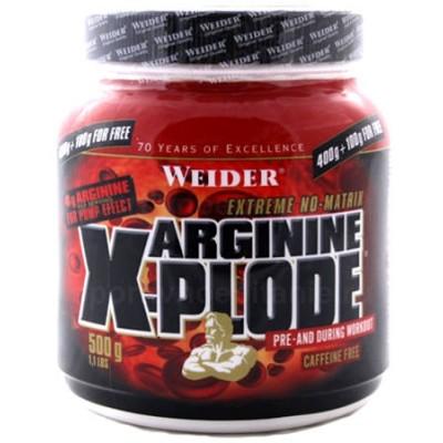 Аргинин Weider Arginine X-Plode