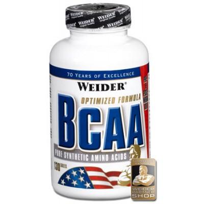 BCAA tabs от Weider