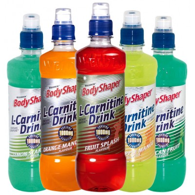 Карнитин Weider BodyShaper L-Carnitine Drink
