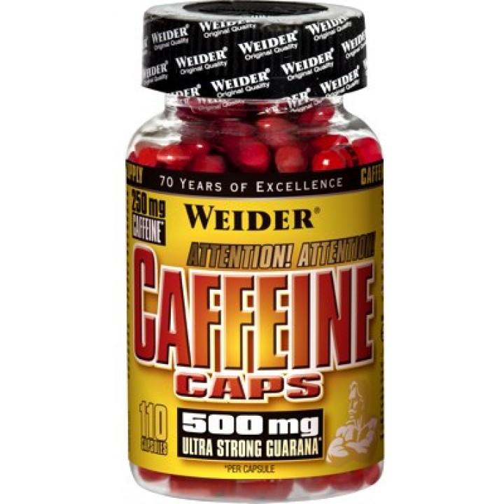 Кофеин Weider Caffeine Caps