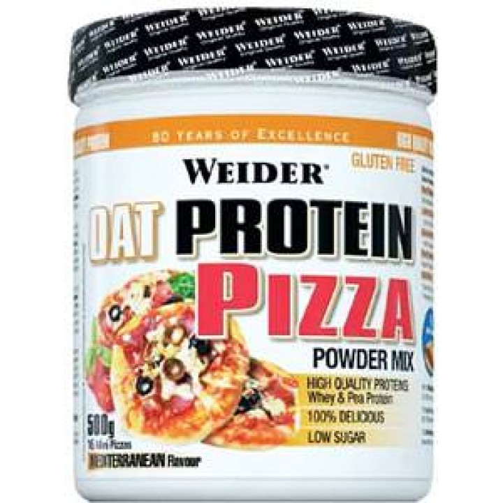 Протеиновая пицца Weider Oat Protein Pizza Powder Mix