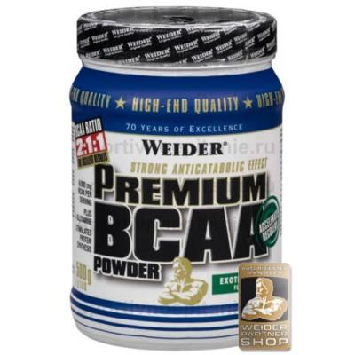 Аминокислоты Weider Premium BCAA Powder