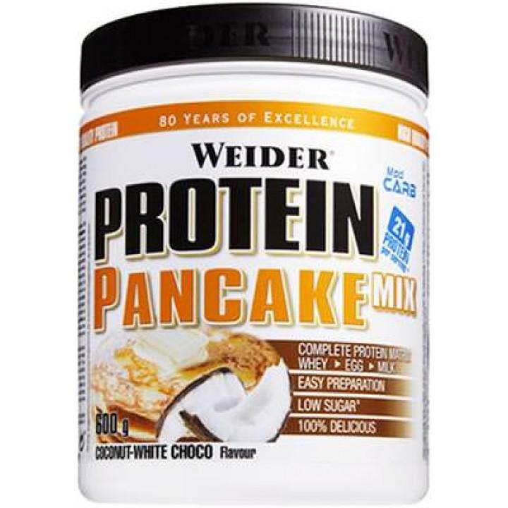 Протеиновые блинчики Weider Protein Pancake Mix