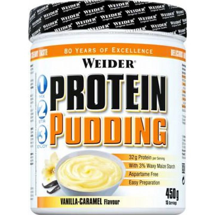 Протеиновый пудинг Weider Protein Pudding