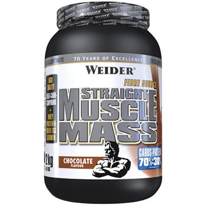Гейнер Straight Muscle Mass