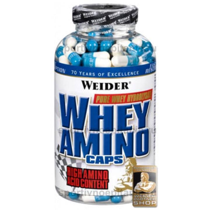 Аминокислоты Whey Amino Caps