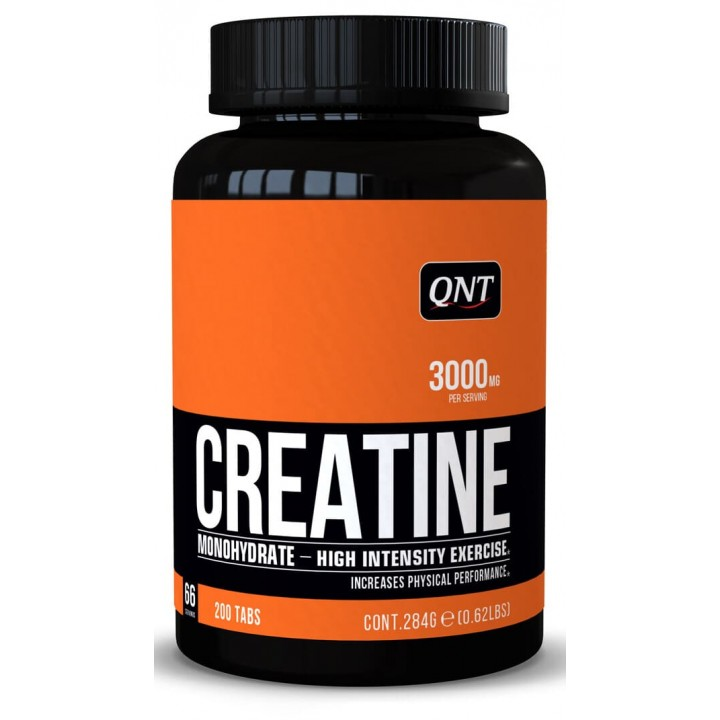 Креатин QNT Creatine (200 таб)