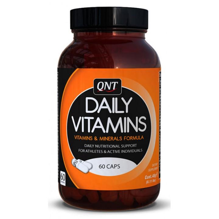 Витамины QNT Daily Vitamins