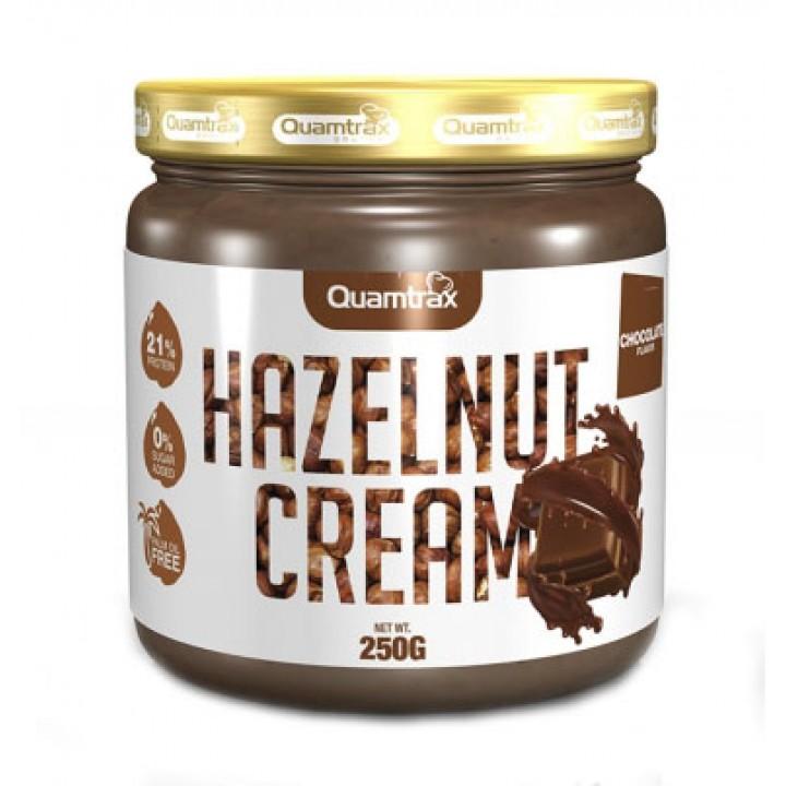 Крем шоколадный Quamtrax Hazelnut Cream (250 гр)
