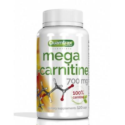 Карнитин Quamtrax Mega L-Carnitine (120 капс)