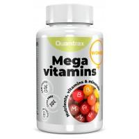 Витамины для женщин Quamtrax Mega Vitamins for Women (60 таб)