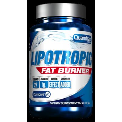 Жиросжигатель Quamtrax Lipotropic Fat Burner (90 таб)