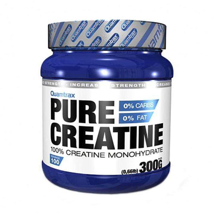 Креатин моногидрат Quamtrax Pure Creatine (300 гр)