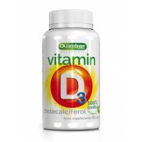 Quamtrax Vitamin D3 1,000 IU (60 капс)