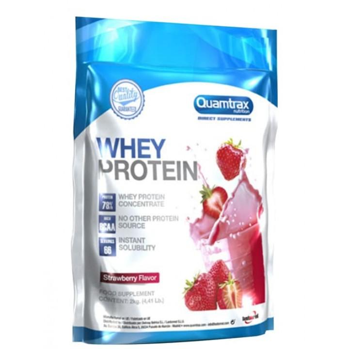 Сывороточный протеин Quamtrax Nutrition Direct Whey Protein (2000 гр)