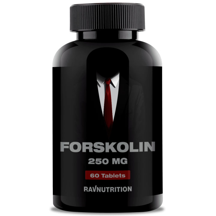 Форсколин RavNutrition Forskolin (60 таб)
