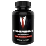 Йохимбин RavNutrition Yohimbine HCL 5мг (100 таб)