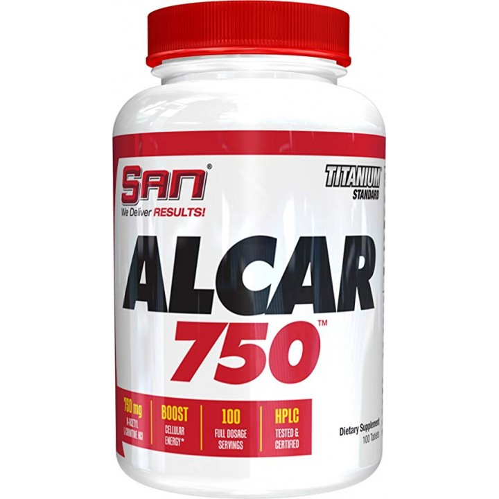 SAN ALCAR 750 - Ацетил Л-Карнтин