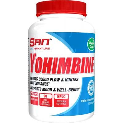 Йохимбин SAN Yohimbine (90 капс)