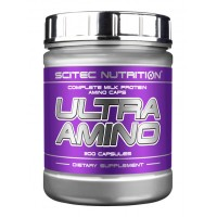 Scitec Nutrition Ultra Amino (200 капс)