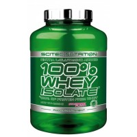 Scitec Nutrition 100% Whey Isolate (2000 гр)
