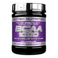 Scitec Nutrition BCAA 1000 (300 капс)