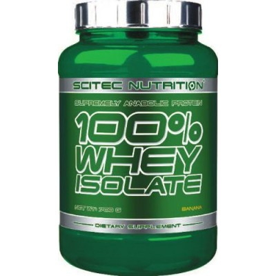 Протеин изолят Scitec Nutrition 100% Whey Isolate