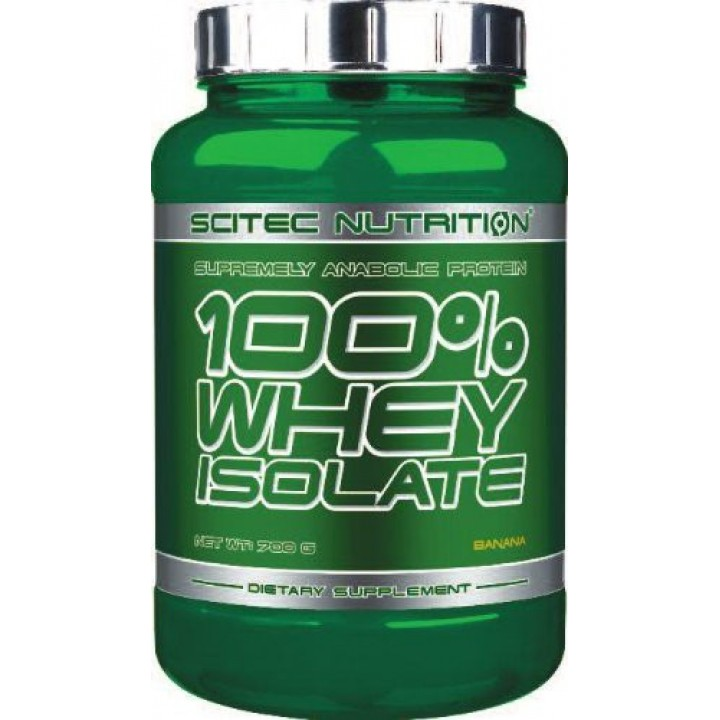Протеин изолят Scitec Nutrition 100% Whey Isolate (700 гр)