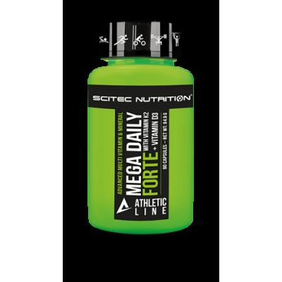 Витамины Scitec Nutrition Mega Daily Forte (90 капс)