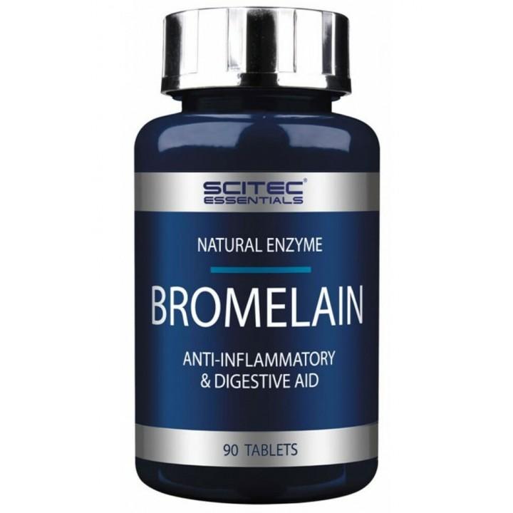 Бромелайн Scitec Nutrition Bromelain (90 таб)