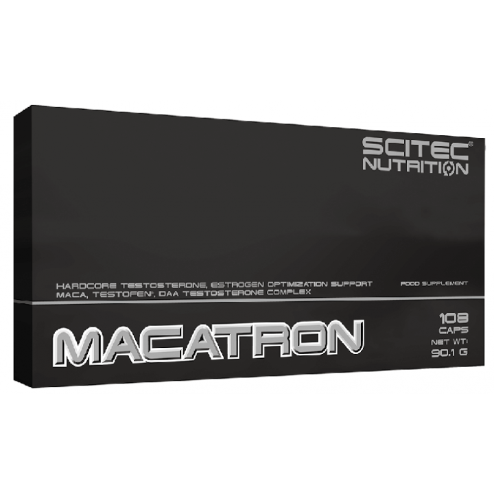 Тестостероновый бустер Scitec Nutrition Macatron