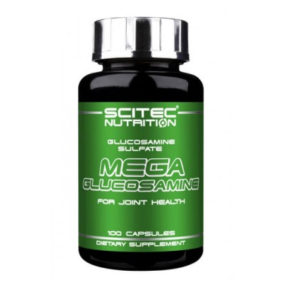 Глюкозамин Scitec Nutrition Mega Glucosamine (100 капс)