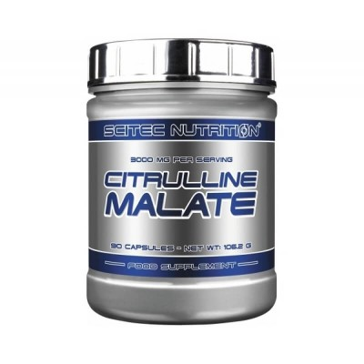 Цитруллин Scitec Nutrition Citrulline Malate (90 капс)