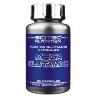 Scitec Nutrition Mega Glutamine (90 капс)