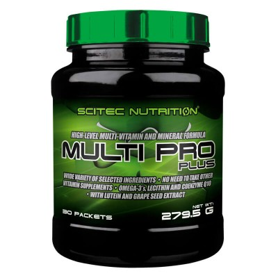 Витамины Scitec Nutrition Multi Pro Plus (30 пак)