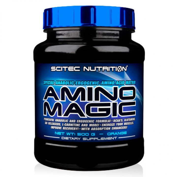 Аминокислоты Scitec Nutrition Amino Magic (500 гр)