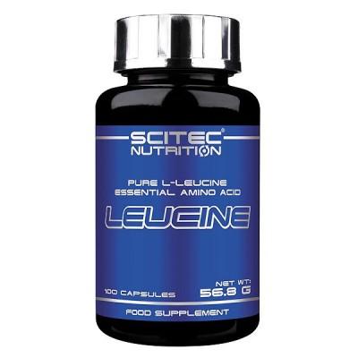 Лейцин Scitec Nutrition Leucine (100 капс)